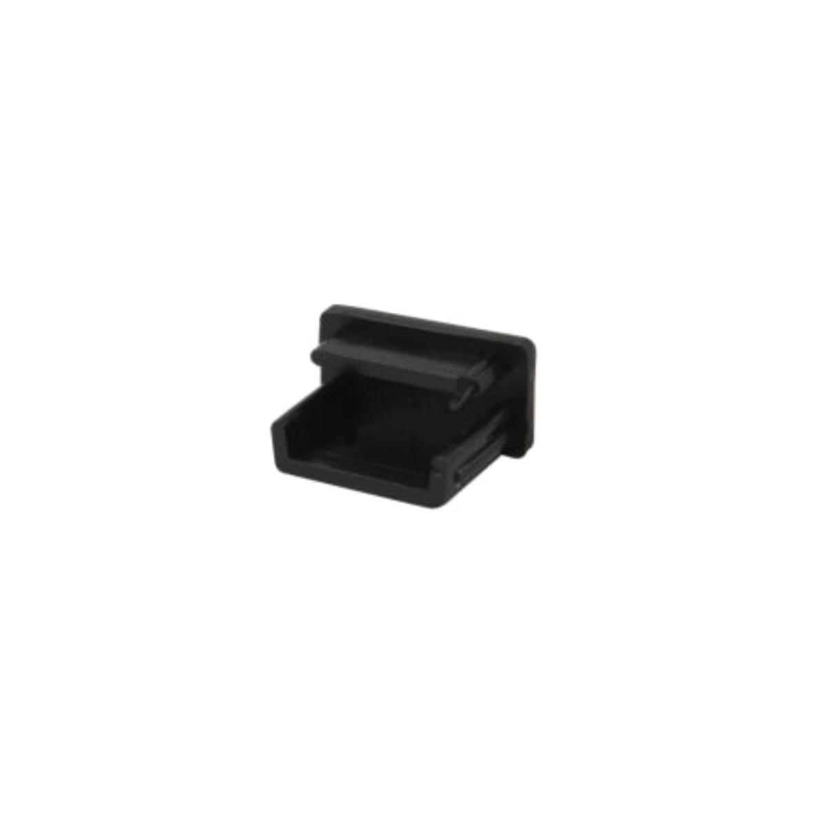 Aluprofil eloxiert black white f r led lichtband for Design artikel shop