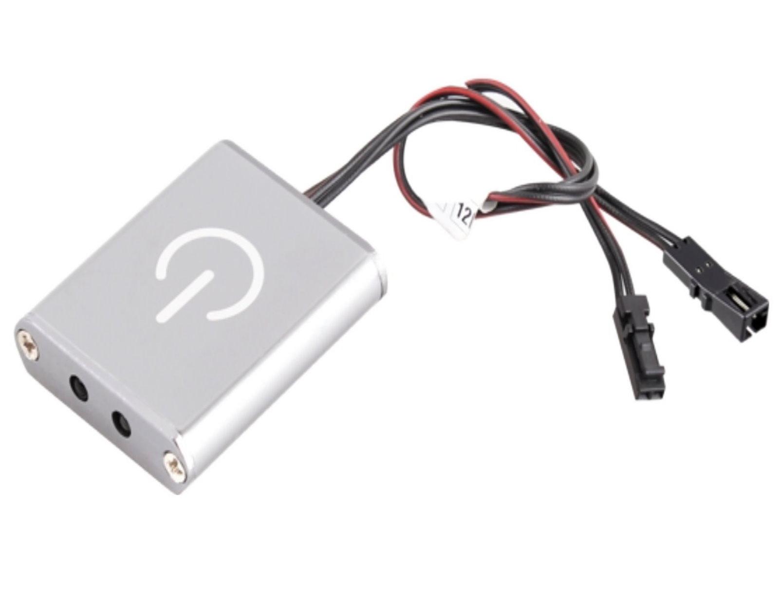 Mini Aufbau IR Bewegungsmelder 36W 12V Mini-AMP - LED geeignet