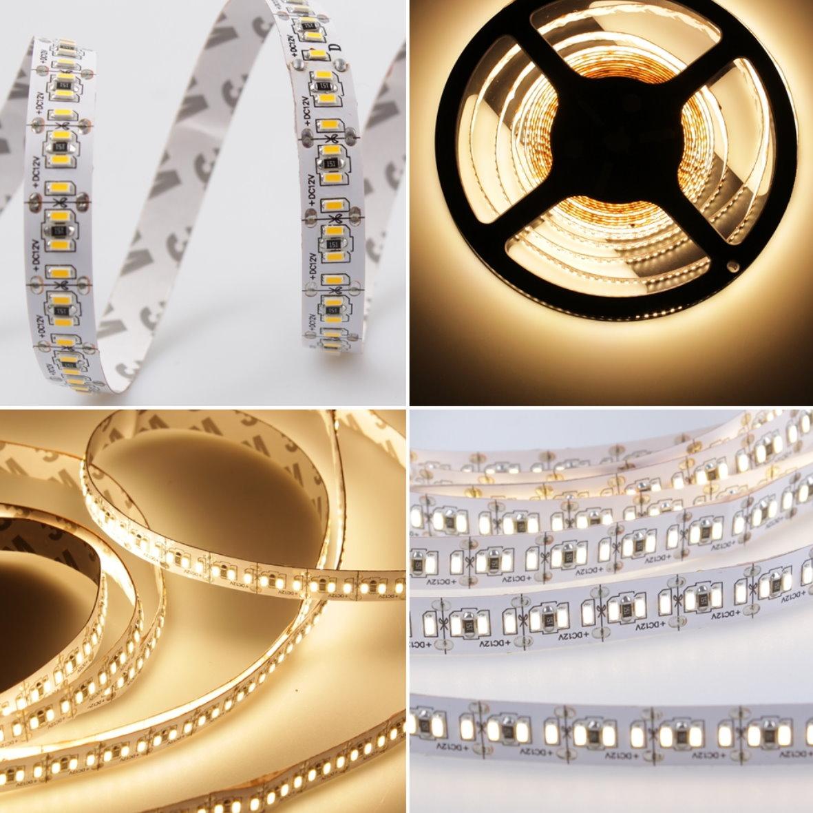 9 98 eur m led lichtband 5m dimmbar 90w 12000lm. Black Bedroom Furniture Sets. Home Design Ideas