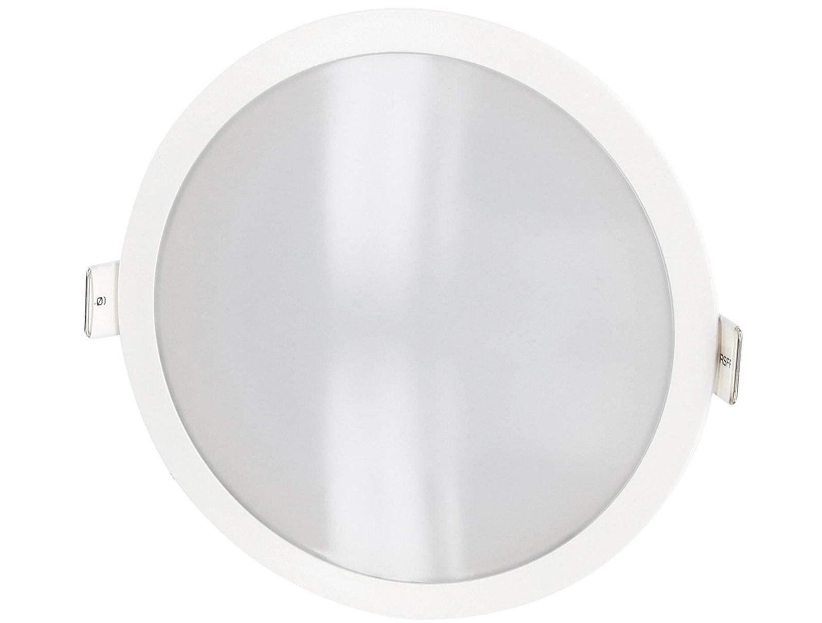 LED Feuchtraum Einbauleuchte Slim IP54 - 10W